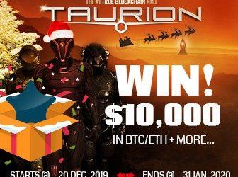 MASSIVE Taurion Prizes!