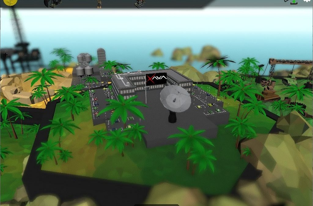 Isles of War: A new game on Xaya