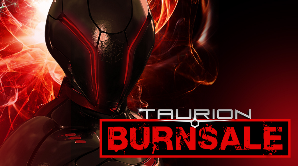 Taurion Burn Sale